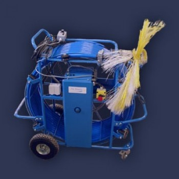 Чистящая машина Reel Master 30