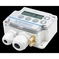 Электронный датчик дифференциального давления DPI±500-2R-D