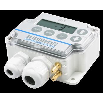 Реле давления DPI±500-1R-D (с дисплеем и одним реле)