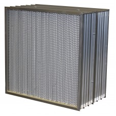 Ячейковые фильтра HEPA тонкой очистки воздуха ФТОВ 620х575х300