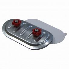 Инспекционный лючок для круглых воздуховодов Д1250 (500х400)