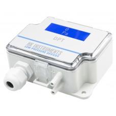 Преобразователь дифференциального давления DPT2500-R8-D