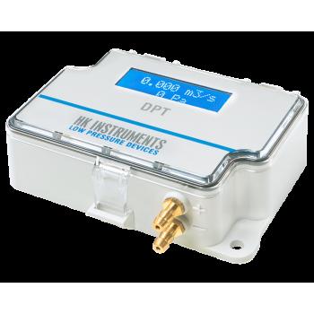 Преобразователь давления DPT-FLOW-BATT-7000 ( с питанием от аккумулятора)