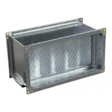 Корпус фильтра L=220 е/ш 600х350 с фильтром типа ФяК