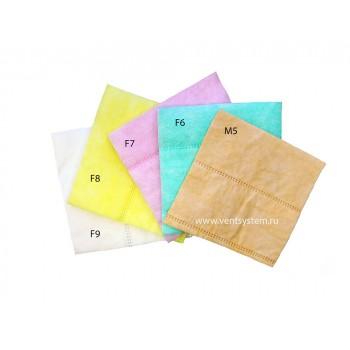 Фильтрующий материал тонкой очистки ФМ-6 M6(EU6)