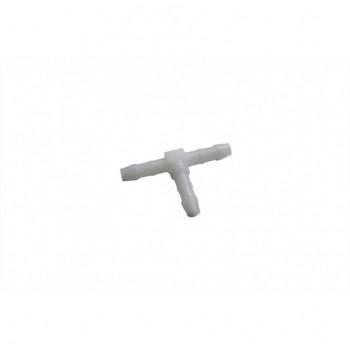 Т-образный соединитель для трубки Ø4мм