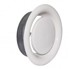Универсальный вытяжной круглый диффузор PAV-B Д-125