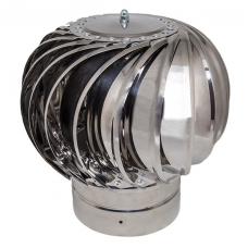 Дефлектор активный (оцинк.сталь), d190