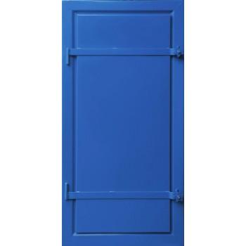 Дверь герметичная (утепленная), 0.9х0.4