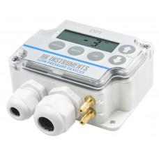 Электронный датчик дифференциального давления DPI±2500-2R-D