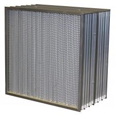 Ячейковые фильтра HEPA тонкой очистки воздуха ФТОВ 526х526х300