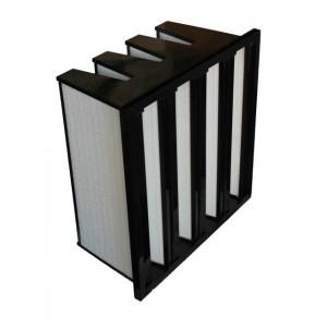 Фильтр воздушный компактный ФВКОМ 592х287х292 EU9