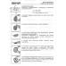 Инспекционный лючок для прямоугольных воздуховодов 300х200